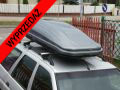 UŻYWANY AUTOBOX JUNIOR 480 w kolorze srebrno-grafitowy metalik