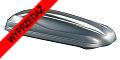 ORYGINALNY Fabrycznie nowy Autobox Junior Altro 460 w kolorze grafitowy metalik 460 litrów (185x80x41cm) centralny zamek ładowność 75kg POWYSTAWOWY bez wad GWARANCJA 5 LAT