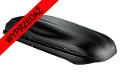ORYGINALNY Fabrycznie nowy Autobox Junior Altro 460 Carbon w kolorze czarnym pojemność 460 litrów (185x80x41cm) centralny zamek ładowność 75kg POWYSTAWOWY bez wad GWARANCJA 5 LAT